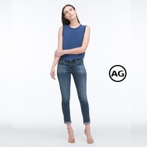 AG The Stilt Cigarette Leg 10Y-LTN